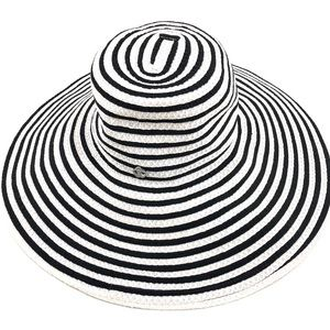 Eric Javits GG Dame II packable wide brim hat
